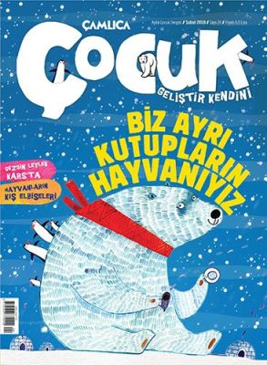 Çamlıca Çocuk Dergisi(Şubat) S.024