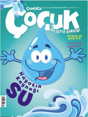 Çamlıca Çocuk Dergisi(Temmuz) S.029