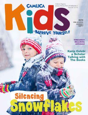 Çamlıca Kids Magazine S.002