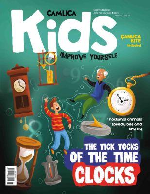 Çamlıca Kids Magazine S.003