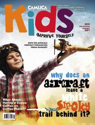 Çamlıca Kids Magazine S.001