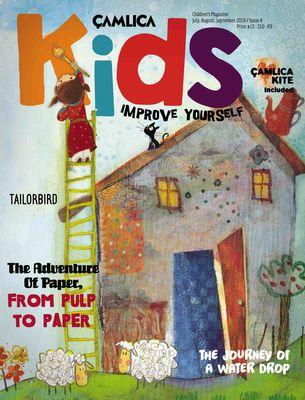Çamlıca Kids Magazine S.004
