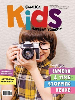 Çamlıca Kids Magazine S.005