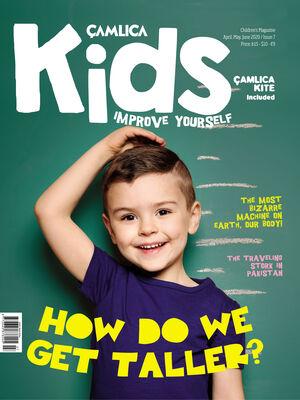 Çamlıca Kids Magazine S.007