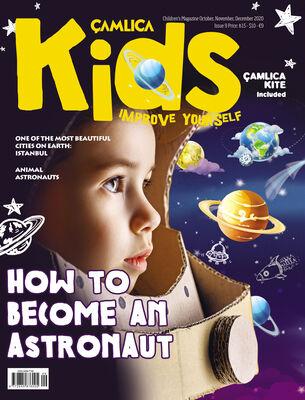 Çamlıca Kids Magazine S.009