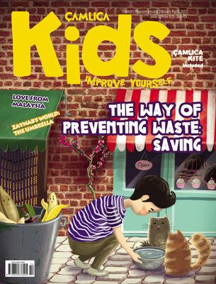 Çamlıca Kids Magazine S.010