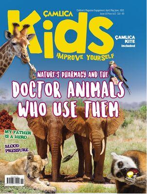 Çamlıca Kids Magazine S.011