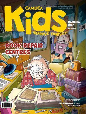 Çamlıca Kids Magazine S.012