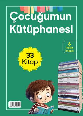 Çocuğumun Kütüphanesi -33 Kitap-