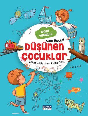 Düşünen Çocuklar - Zeka Geliştiren Kitap Seti
