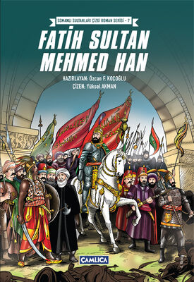 Fatih Sultan Mehmet Han (K.kapak)