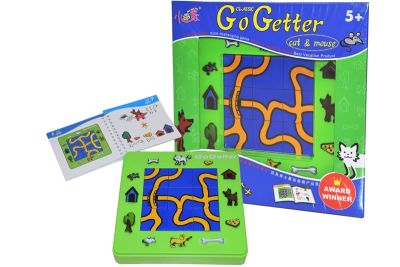 Go Getter Cat And Mouse