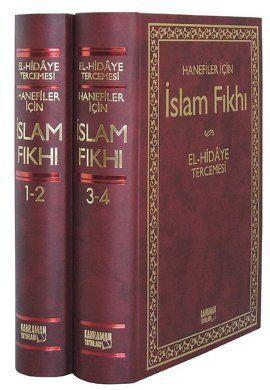 Hanefiler İçin İslam Fıkhı El-Hidaye Terc.(2 Cilt)