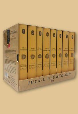 İhya-u Ulumi'd-Din (8 Cilt)