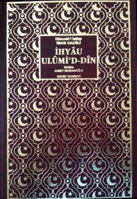 İhyau Ulumi'd-Din (Bez Cilt)(4 Cilt)