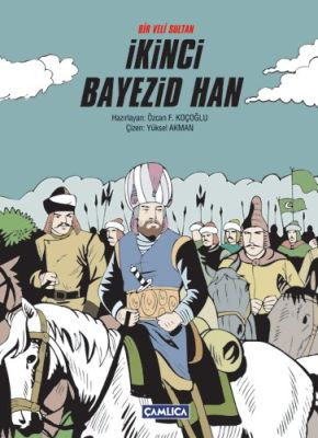İkinci Bayezid Han (K.kapak)