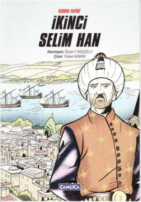 İkinci Selim Han (K.kapak)