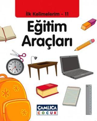 İlk Kelimelerim-11 Eğitim Araçları