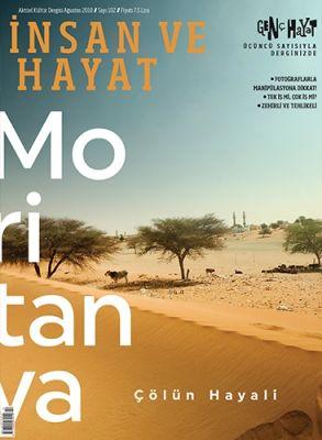 İnsan ve Hayat Dergisi (Ağustos) - S.102