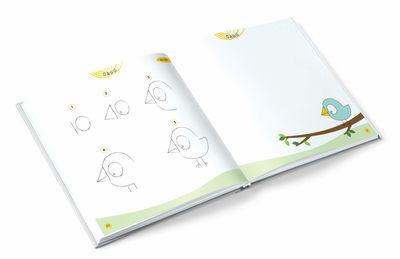 IQ, Dikkat ve Yetenek Geliştiren Kitaplar (İlkokul) Serisi 1 - Draw