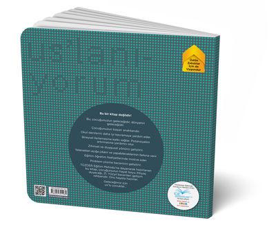 IQ, Dikkat ve Yetenek Geliştiren Kitaplar (İlkokul) Serisi 2 - Cube