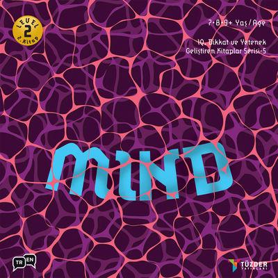 IQ, Dikkat ve Yetenek Geliştiren Kitaplar (İlkokul) Serisi 5 - Mind