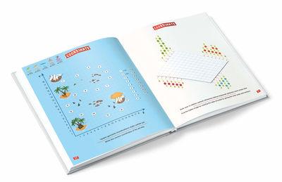 IQ, Dikkat ve Yetenek Geliştiren Kitaplar (İlkokul) Serisi 7 - Coordinate