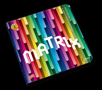 IQ, Dikkat ve Yetenek Geliştiren Kitaplar (İlkokul) Serisi 8 - Matrix