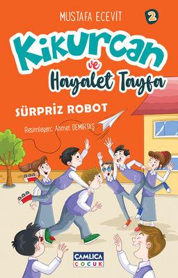 Kikurcan ve Hayalet Tayfa 2 - Sürpriz Robot