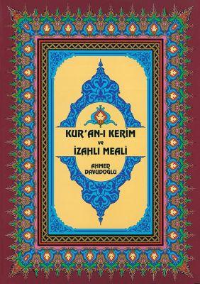 Kur'an-ı Kerim ve İzahlı Meali Camiboy