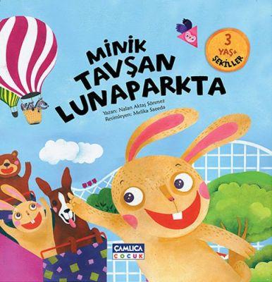 Minik Tavşan Lunaparkta (Şekiller)
