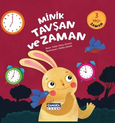 Minik Tavşan Serisi-10 (Zaman)