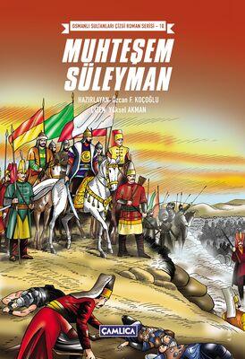 Muhteşem Süleyman (K.kapak)