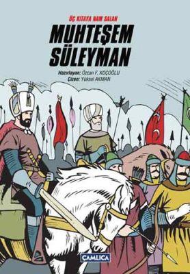 Muhteşem Süleyman(Ciltli)