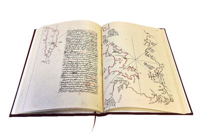 Müntehab-ı Bahriyye-Akdeniz ve Ege'nin Tarihi Coğrafyası 1645-1646