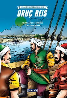 Oruç Reis-Osmanlı Denizcileri Çizgi Roman Serisi