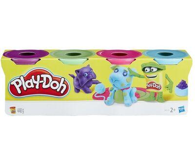 Play-Doh Oyun Hamuru 448 Gr 4'lü