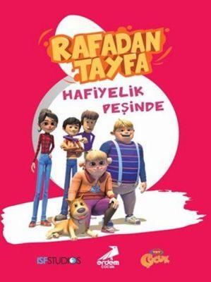 Rafadan Tayfa: Hafiyelik Peşinde