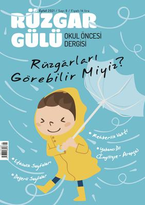 Rüzgargülü Dergisi (Eylül) S.008