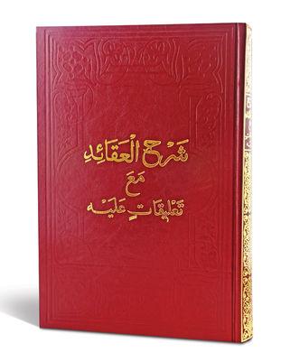 Şerhu'l-Akaid Mea Ta'likatin Aleyh (Arası Kağıtlı)