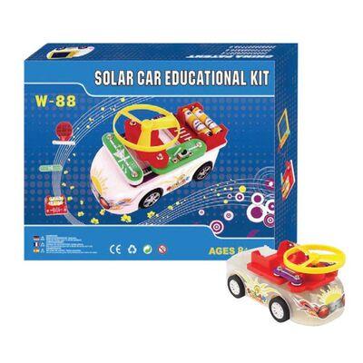 Solar Car Educational Kit (w-88)