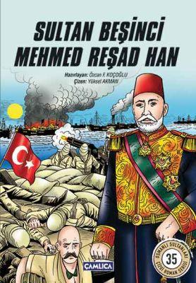 Sultan Beşinci Mehmed Reşad Han (Çizgi Roman)