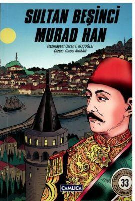 Sultan Beşinci Murad Han(Çizgi Roman)