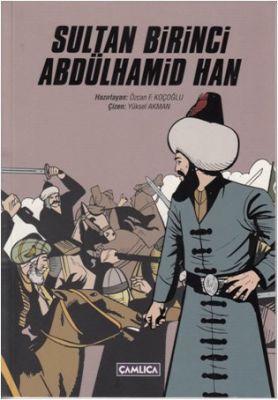 Sultan Birinci Abdülhamid Han-Karton Kapak