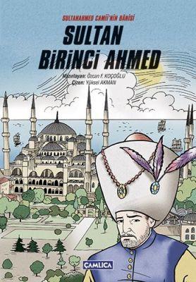Sultan Birinci Ahmed (K.kapak)
