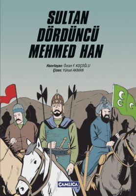 Sultan Dördüncü Mehmed Han (K.kapak)