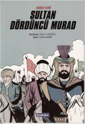 Sultan Dördüncü Murad (K.kapak)