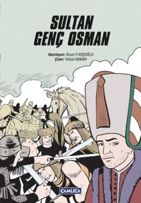 Sultan Genç Osman (K.kapak)