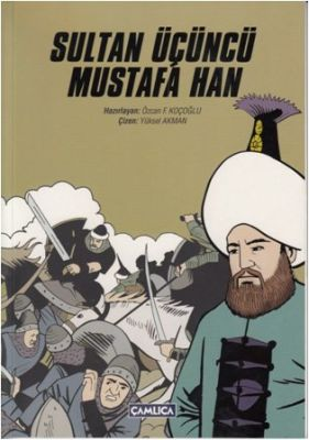 Sultan Üçüncü Mustafa Han-Karton Kapak