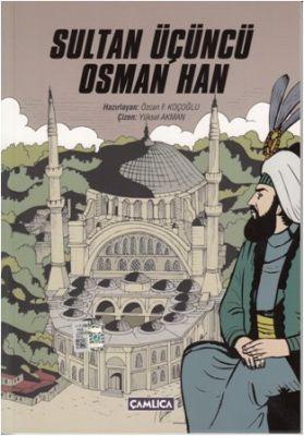 Sultan Üçüncü Osman Han (K. Kapak)